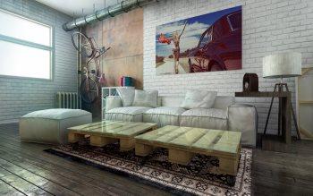 Wallpaper: Contemporary Interior