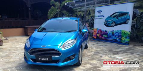 Resep Anti Getar Mesin 3 Silinder Ford Fiesta EcoBoost