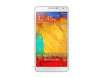 Firmware Samsung Galaxy Note 3 SM-N900 Indonesia