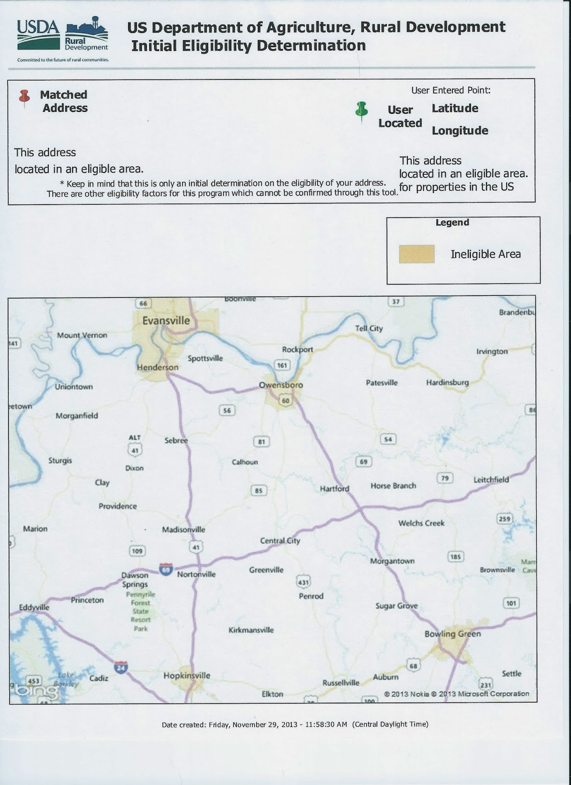 Kentucky Usda Rural Housing Loans Kentucky Usda Mortgage