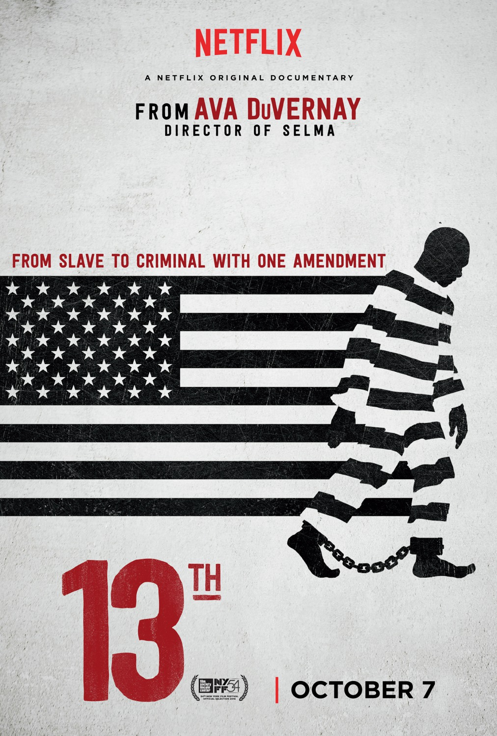 """Movie Review: """"13th"""" (2016)"""