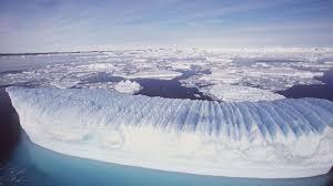 Mar de Gelo da Antártica alcança expansão recorde