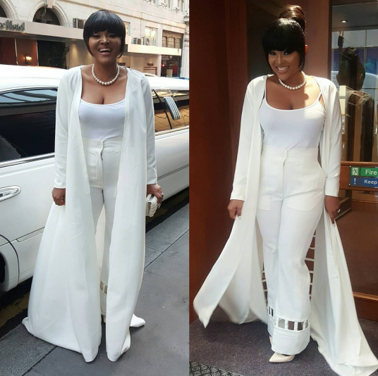 Chioma Akpotha, Mercy Aigbe & Mbong Amata Stuns @ ROK TV Launch In London Photos
