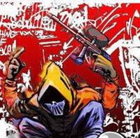 Gambar Grafiti Nama