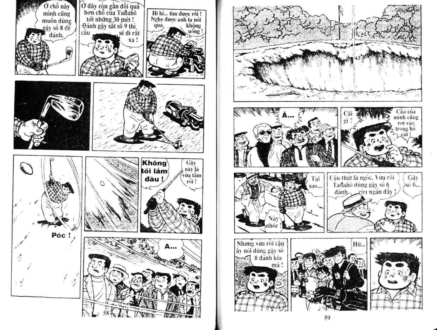 Ashita Tenki ni Naare chapter 5 trang 28