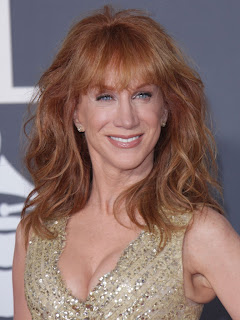 Share your kathy griffin hair really