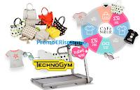 Logo Concorso ''My Wellness Attitude By CafèNoir'': vinci gratis 500 premi e Technogym MyRun