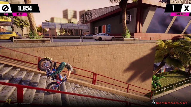 Urban Trial Playground Gameplay Screenshot 2