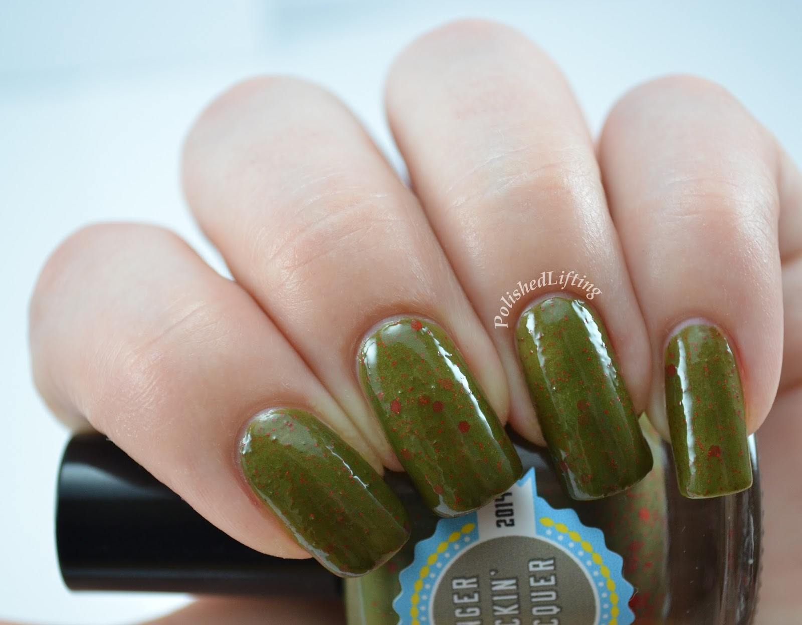 Finger Lickin' Lacquer Croatoan Supernatural TV