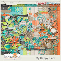 Kit : My Happy Place by Lindsay Jane