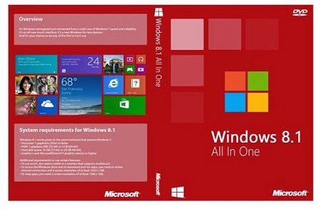 Aktivator Windows 8.1 All In One ~ Free Ware ID