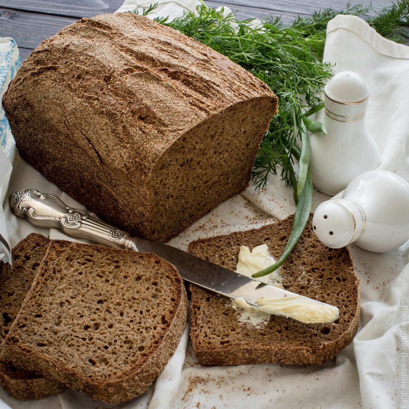 Какой черный хлеб самый полезный для диеты