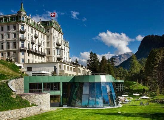 Lima Top Hotel Dunia 2014