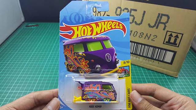 hot wheels indonesia kool kombi