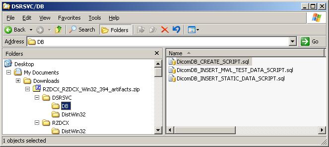 DICOM is Easy: DICOM Modality Worklist Server