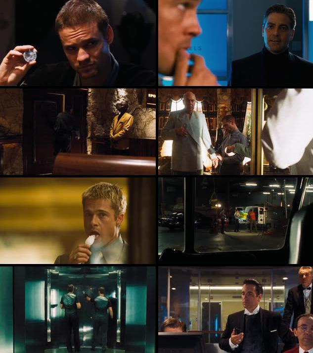 Ocean's Eleven 2001 Dual Audio Hindi 480p BRRip