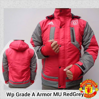 Jaket Waterproof MU