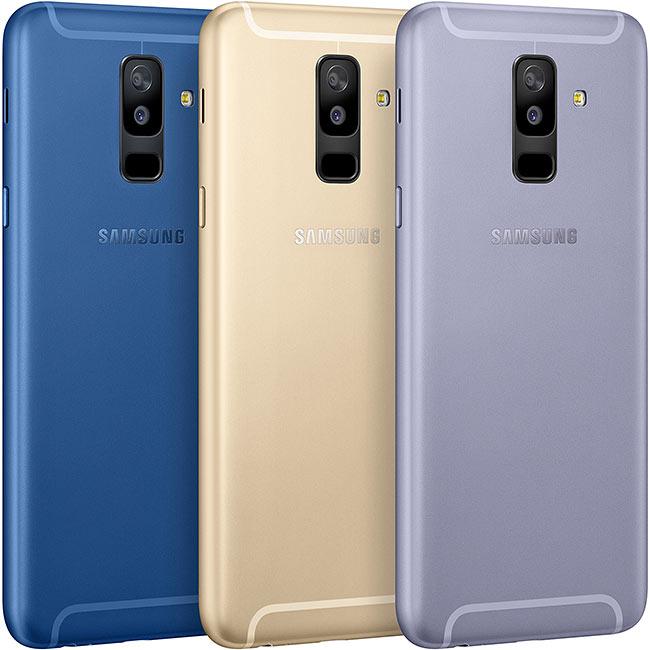 Samsung Galaxy A6 2018 Mon Tech