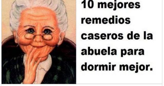Mundoblog 10 mejores remedios caseros de la abuela para dormir mejor - Los mejores colchones para descansar ...