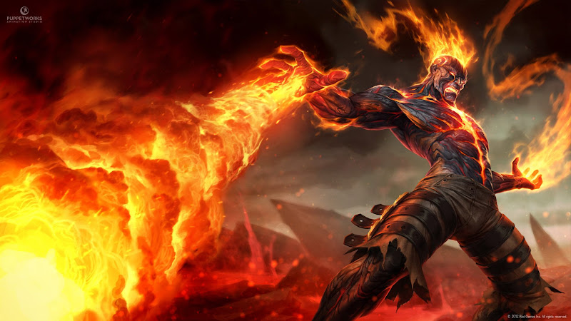 League of Legends 4 HD