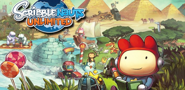 Scribblenauts Unlimited Android Her Şey Açık Hileli MOD APK İndir - androidliyim