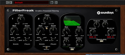 SoundToys Filterfreak 2 Full version