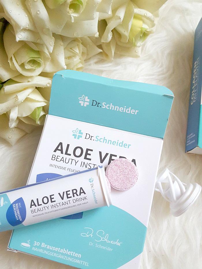 Dr. Schneider - Beauty Vitamine Schönheit von Innen - Aloe Vera Beauty Instant Drink