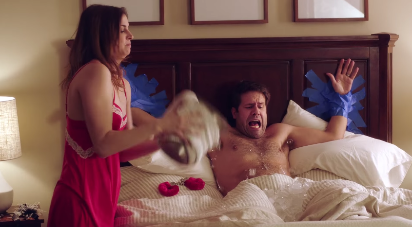 Trojan Fifty Shades of Real Pleasure, A 50 Shades Parody Web Film Ad