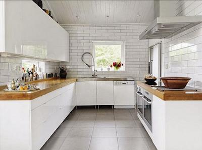 Tips Dan Trick Membuat Dapur Terlihat Lebih Luas