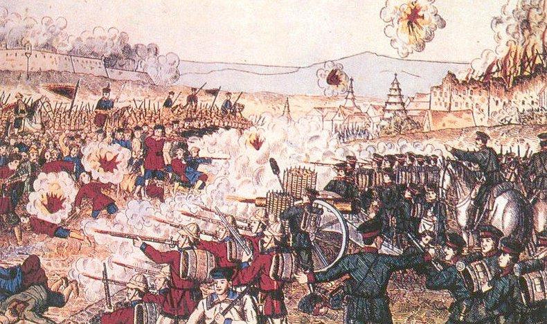 Guerra dos Boxers (1900-1901)
