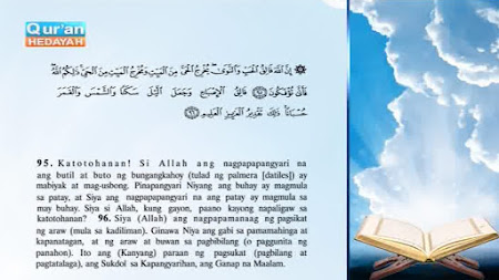 Frekuensi siaran Quran Hidayah Philippine Tagalog TV di satelit AsiaSat 5 Terbaru
