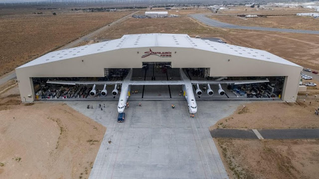 Do You Know the Key Facts About Stratolaunch, The Largest Airplane in the World?