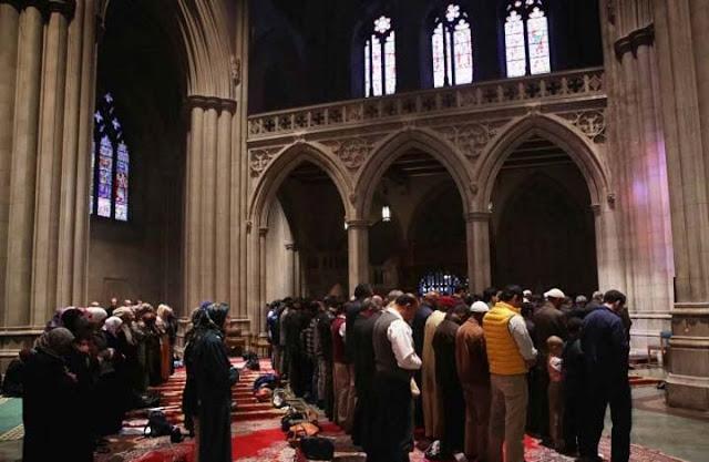 Bolehkah Seorang Muslim Shalat Di Gereja?