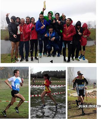 Atletismo Aranjuez Campeonato España Cross Candeleda