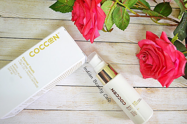 Instagram Coccoon Eternal Youth All in One Smart Cream BB CC Photo Defense Review, Swatch