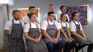 Great British Menu 2017 Finals Fish ep.42