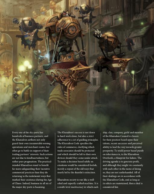 Battletome Kharadron Overlords