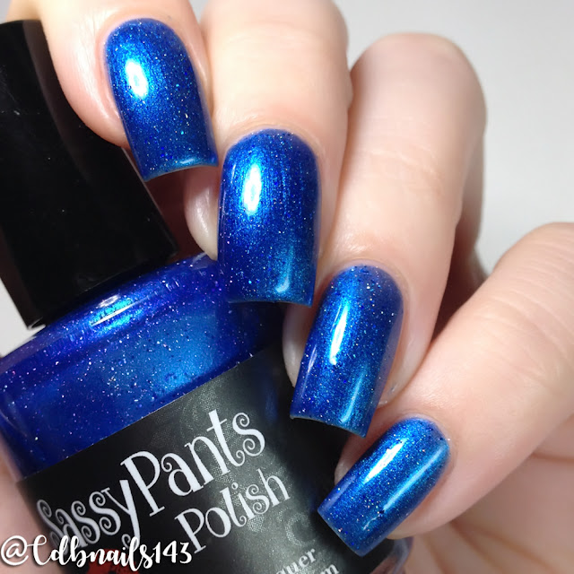 Sassy Pants Polish-Help The Hoo-has