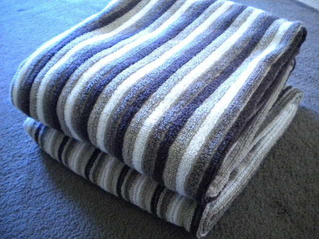 31 Days of Declutter - Day Eight - Bath Towels