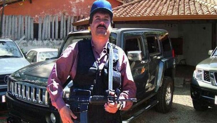 En todas partes dicen que soy el jefe de cartel de Sinaloa. Pero eso no existe, mi grupo se llama Alianza de Sangre.