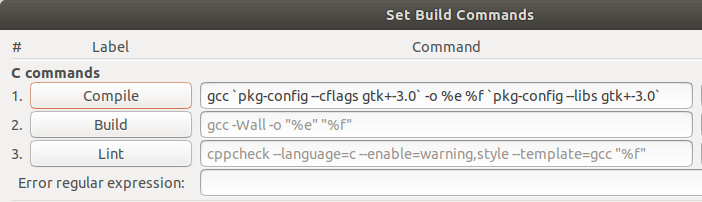 Ubuntu Buzz !: Setup C/GTK+ Programming Tools on Ubuntu for
