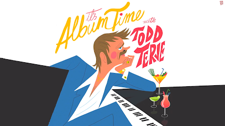 SOTD : Todd Terje - Delorean Dynamite und Johnny And Mary Cover mit Bryan Ferry | It's Album Time ( Stream )