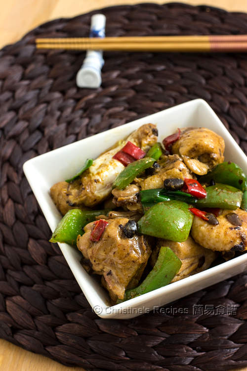 Chicken in Black Bean Sauce01