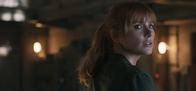 Bryce Dallas Howard diz que roteiro de 'Jurassic World: Dominion' está incrivel!