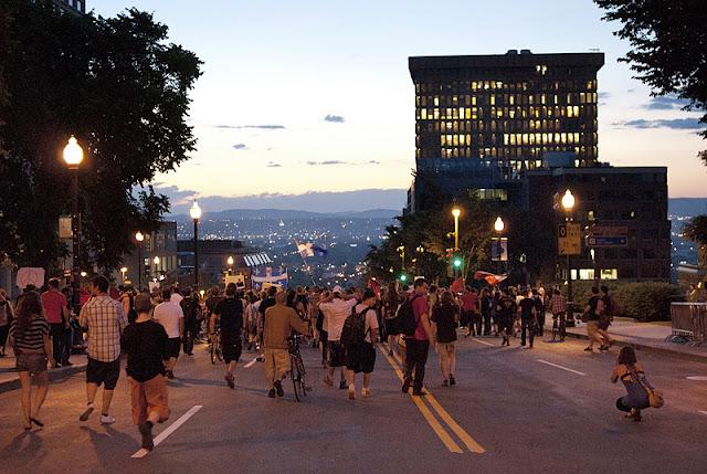 Manifestation nationale, 22 juin 2012, ville de Québec [photos David Champagne]