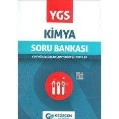 Gezegen YGS Kimya Soru Bankası (2017)