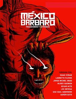 México Bárbaro (2014) Online