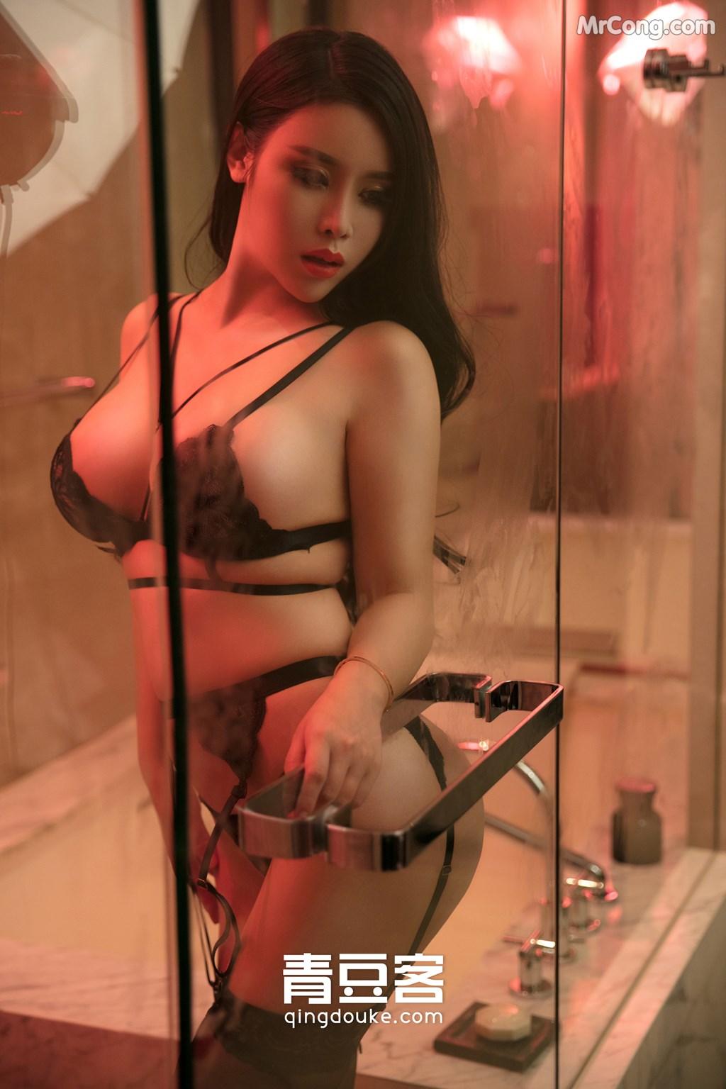 Image QingDouKe-2017-11-05-Ke-Rui-Na-MrCong.com-044 in post QingDouKe 2017-11-05: Người mẫu Ke Rui Na (可蕊娜) (48 ảnh)