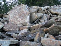 แผ่นหินมุงหลังคา