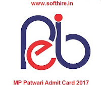 MP Patwari Admit Card